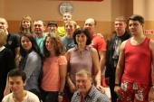 Фри. Соревнования World Class Open 2014
